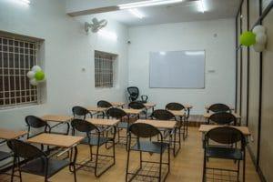 Classroom 1 : Entrance View