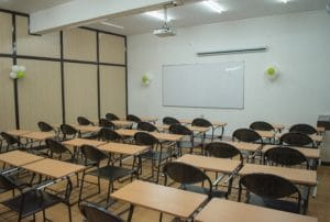 Classroom 2 : Side view