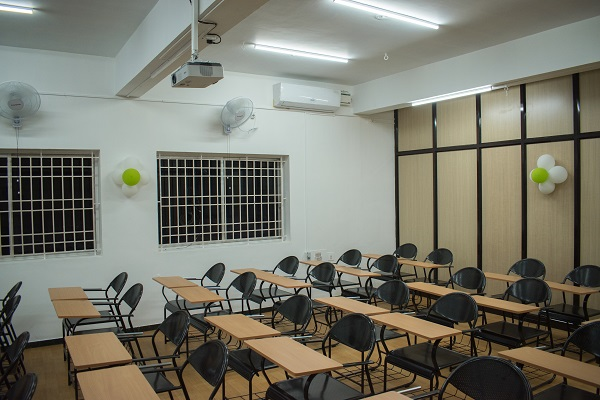 Classroom 2 : Other side view