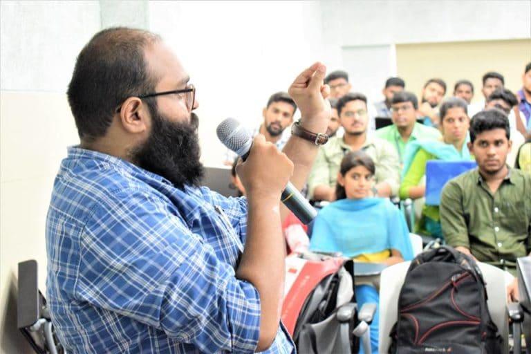 workshop at KCT