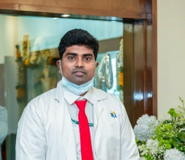 Dr. K. Arun Chander